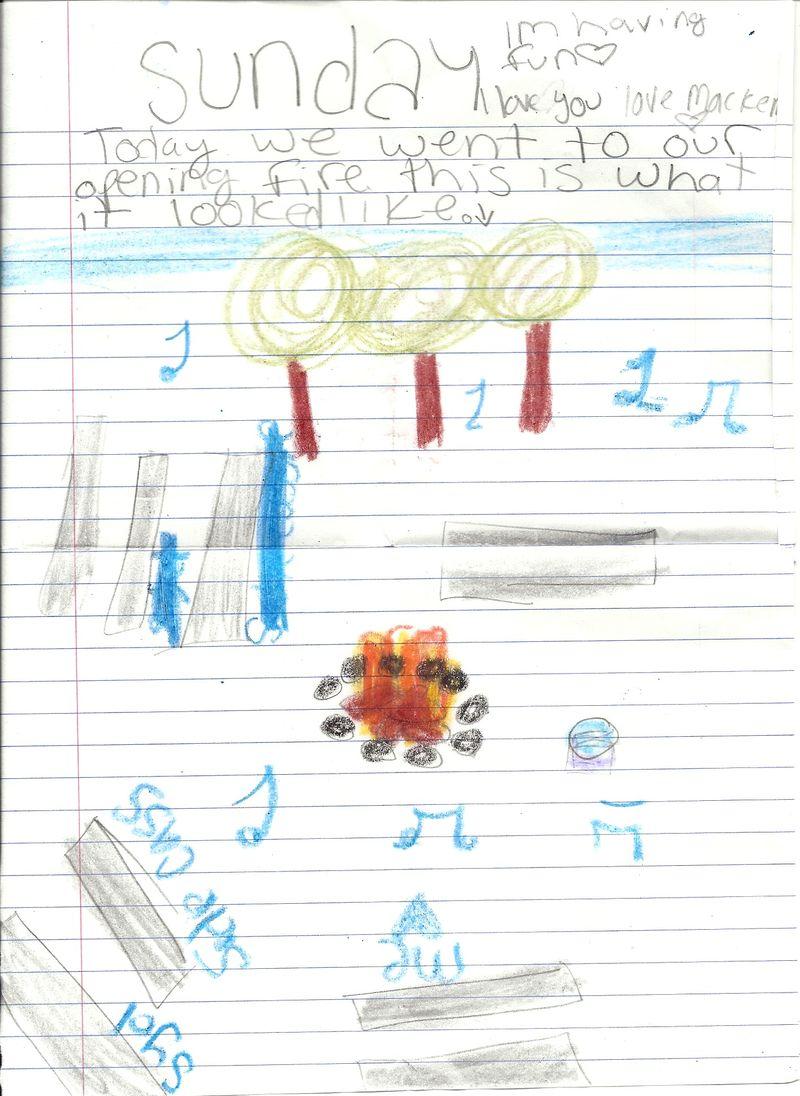 Letter from Mackenzie